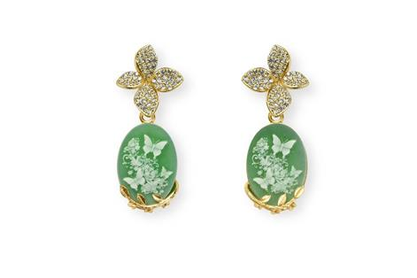 earrings OR09801PL