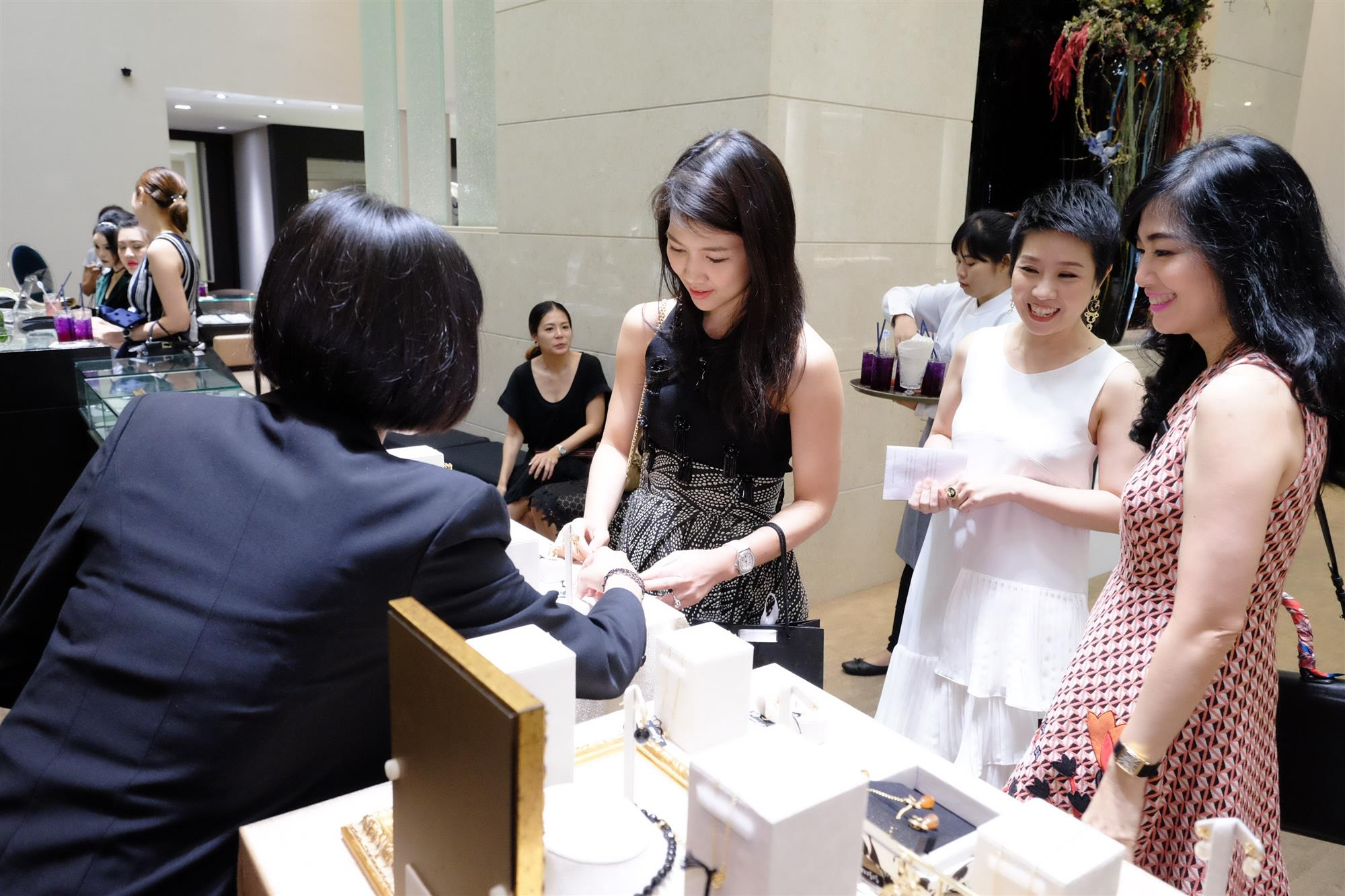 Bangkok - ATRIUM collection event